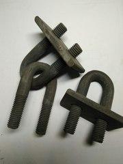 Скобы монтажные от компании-производителя ЮгПромМетиз