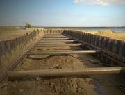 Как решить проблему по поставке шпунта с целью укрепления берега